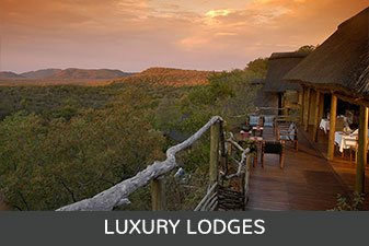 luxury lodges Madikwe Game Reserve